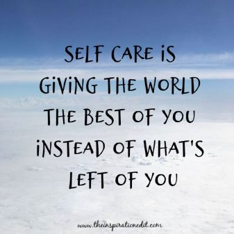 Motivational self care quotes to inspire you to embrace self care and encourage self love